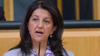 HDP Eş Genel Başkanı Pervin Buldan hakkında zorla getirilme kararı