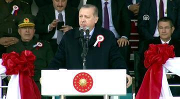 Erdoğandan flaş açıklama: Hamle yapmak zorundayız