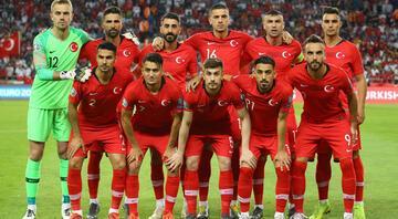 Türkiye-Fransa maçından fotoğraflar
