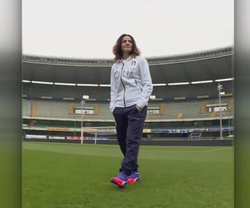 İşte İtalya'nın ilk kadın antrenörü