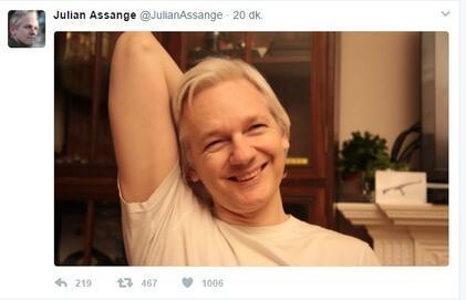 Flaş karar... Assangeın tecavüz davası düşürüldü