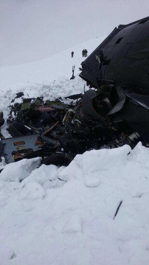 Son dakika: Tuncelide helikopter düştü... Kahreden haber: 12 şehit