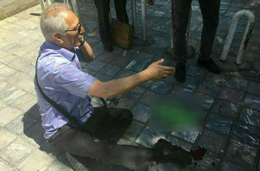 Son dakika...İran Meclisinde silahlı saldırı Ölü ve yaralılar var...