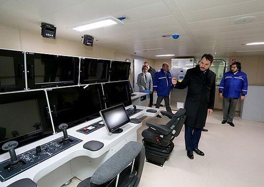Bu ay hizmete giriyor 20 bin metre derine inecek