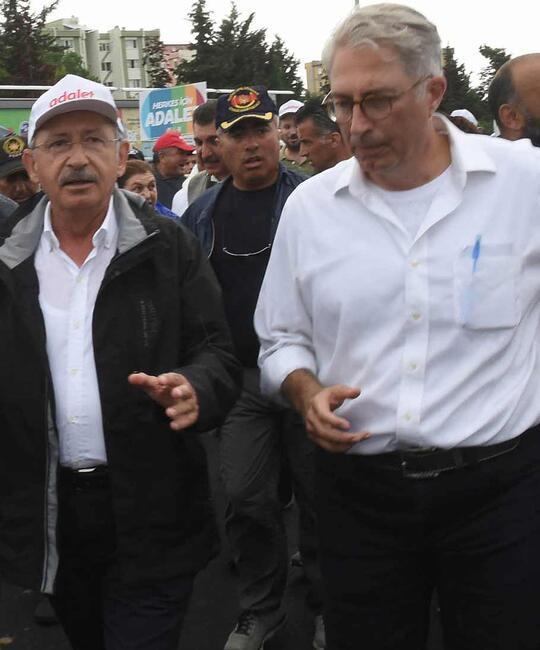 """Kılıçdaroğlu """"provokasyon duyumunu"""" açıkladı"""