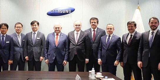 Samsung'dan Samsun açıklaması