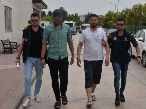 DEAŞın bombacıları Adanada eyleme hazırlanırken yakalandı