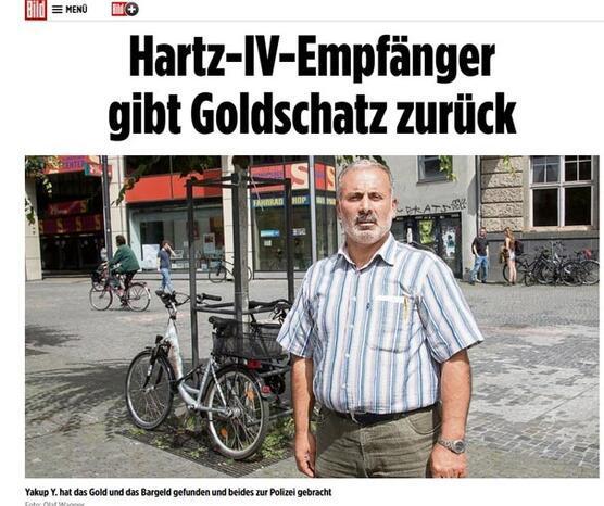 Alman medyası Yakup Y.yi konuşuyor