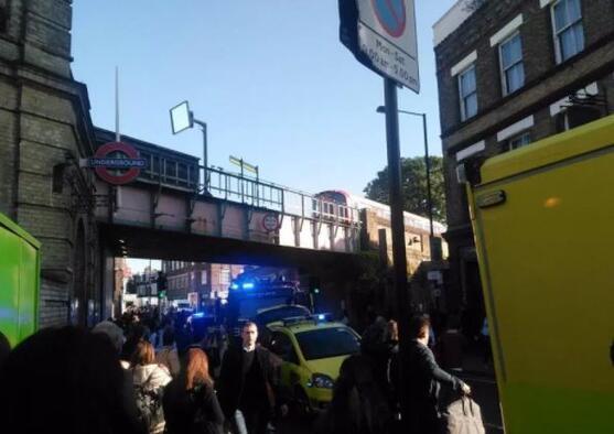 Son dakika Londrada patlama