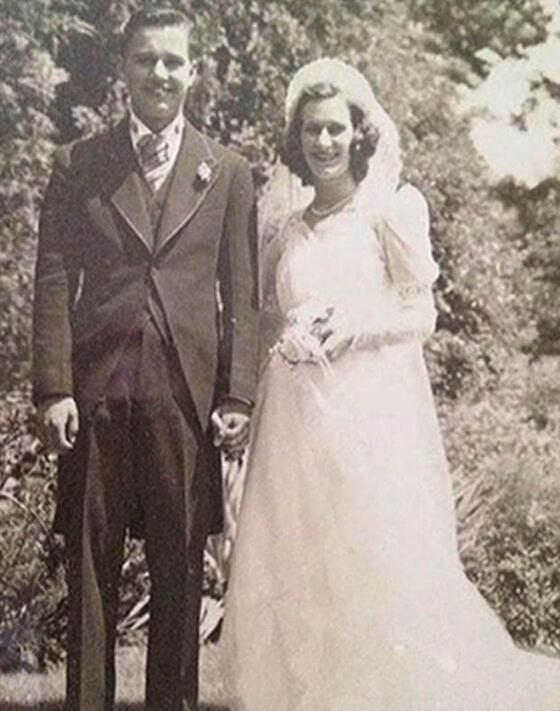 75 yıllık evli çift son nefeslerini aynı yatakta verdi