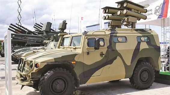 Rusya ile işbirliği genişliyor S-400'den sonra 'Kornet'