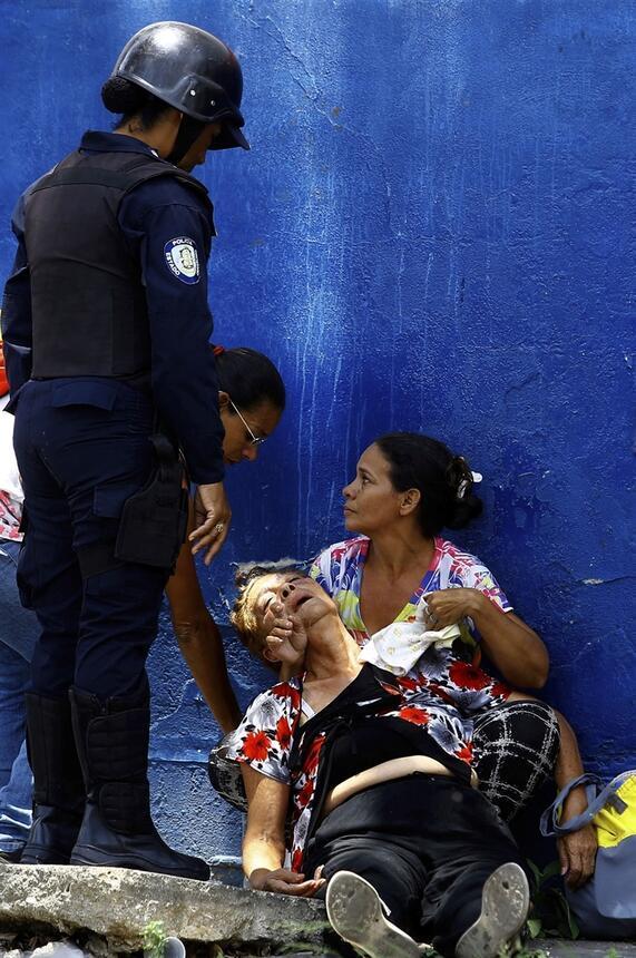 Hapishanede önce isyan sonra yangın: 68 ölü