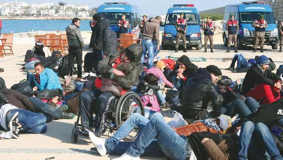 İşsizlik rakamlarında Suriyeli etkisi