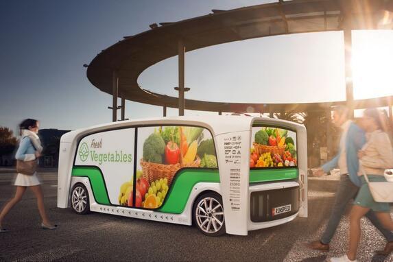 İster toplu taşıma, ister ticari araç isterseniz otomobil veya mobil ofis oluyor