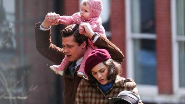 Brad Pitt Angelina Jolieyi Marion Cotillard Ile Mi Aldatıyor