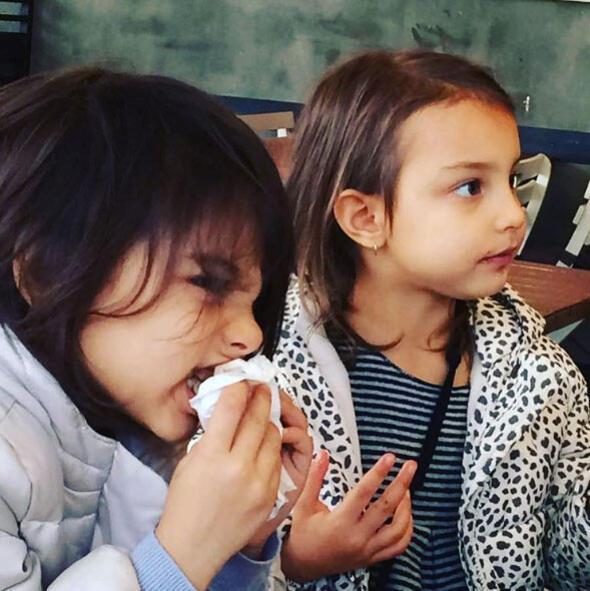 Tuba Büyüküstünün Kızları 5 Yaşında Magazin Haberleri