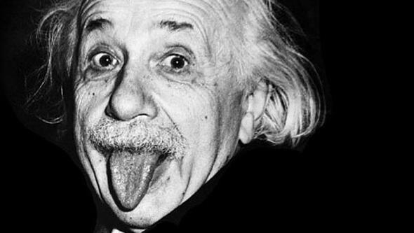 Albert Einstein dokuz yaşına kadar düzgün konuşamamıştı.