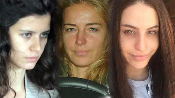 Sıfır makyaj Tuvana Türkay