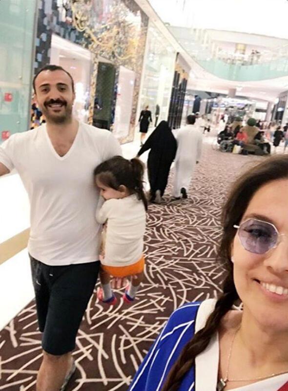 Demet Akalının Dubai tatili kötü bitti