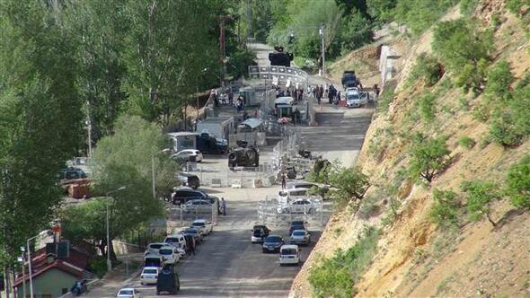 Tunceli'de PKK'lı 'canlı bomba' polisle girdiği çatışmada öldü