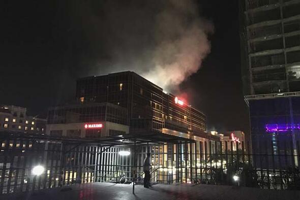 Ülke şokta Gazinoya saldırı