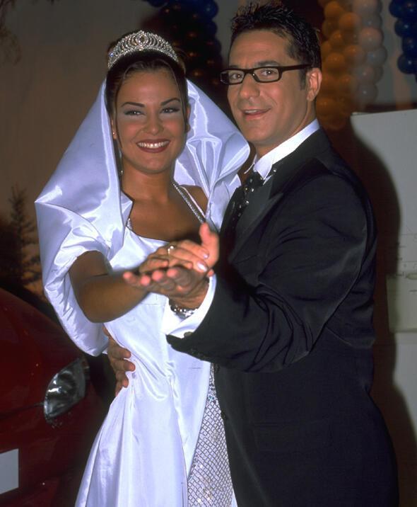 Biz 20 yıl önce burada nişanlandık