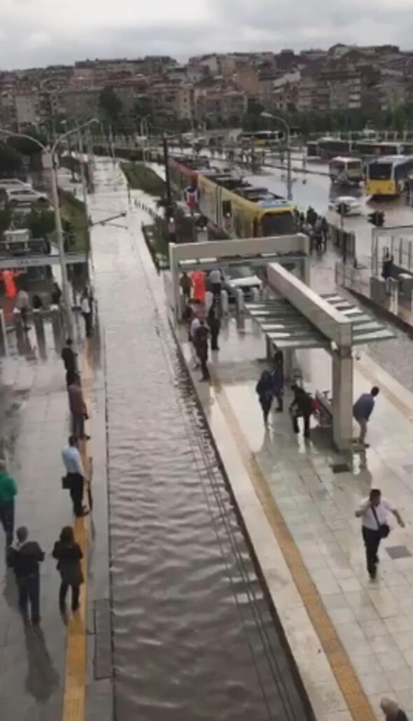 Vízi út - Forrás: Hürriyet