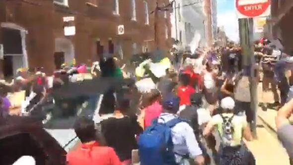 ABDnin Virginia eyaletinde büyük protesto gösterisi
