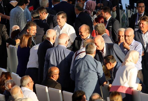 AK Partide 16. yıl coşkusu: Dikkat çeken kareler...