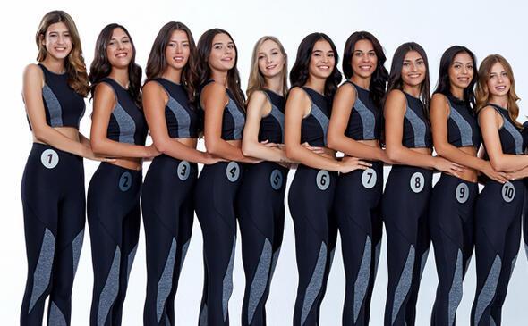 Miss Turkeyde sürpriz isim Bakın kimin yeğeni çıktı