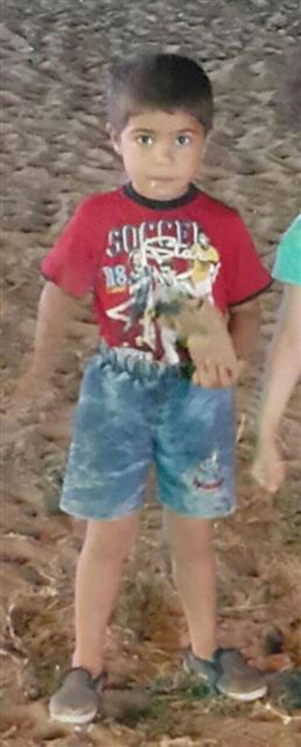 5 yaşındaki Muhammete 25 bıçak darbesi