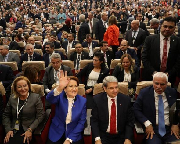 Meral Akşener partisini böyle duyurdu