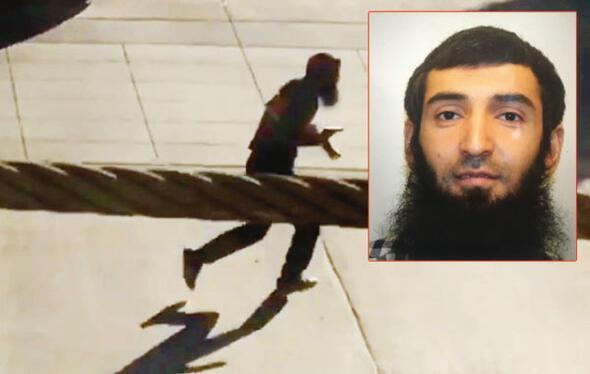 ABDdeki saldırıdan ilk görüntüler... Çok sayıda ölü ve yaralı var