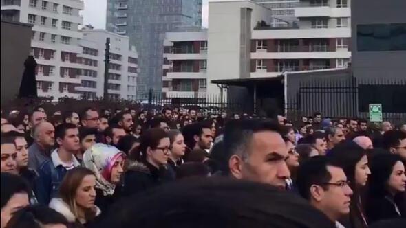 Saat 09.05... Tüm Türkiyede hayat durdu