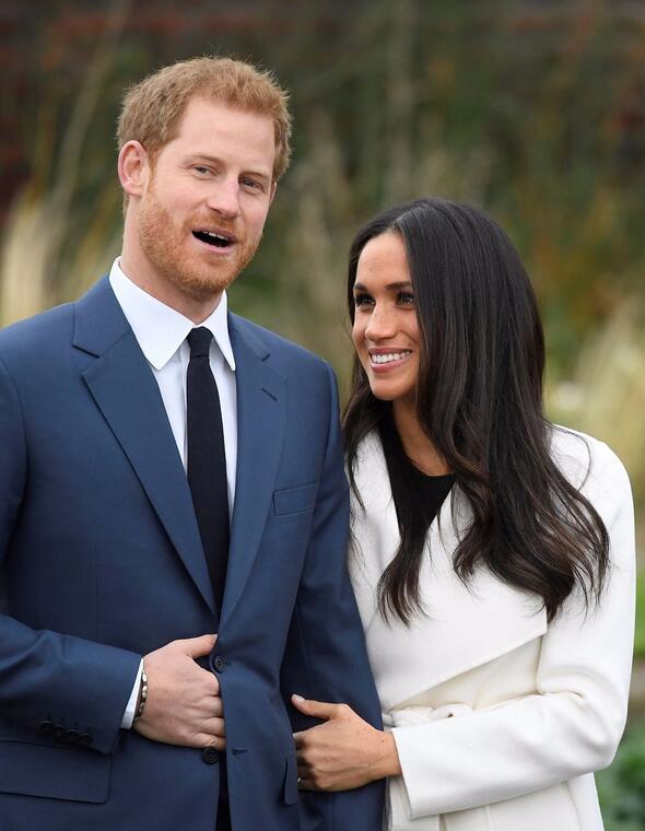 Düğün tarihi belli oldu Prens Harry dilini yuttu... Yeni gelin konuştu