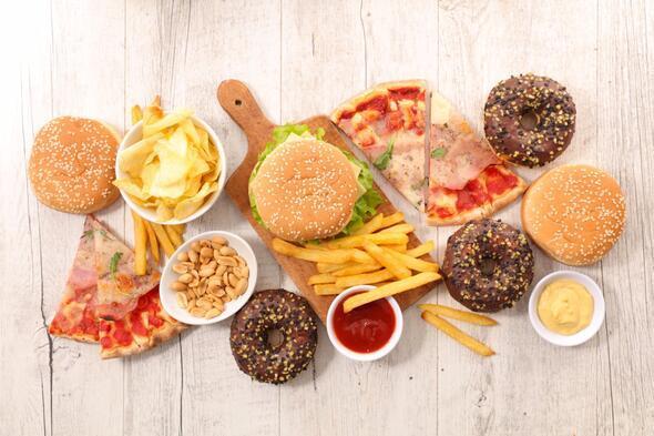 Çok fazla işlenmiş yiyecek tüketiyorsunuz