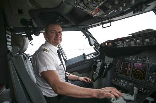 Pilotların bir günü nasıl geçiyor Çok şaşıracaksınız