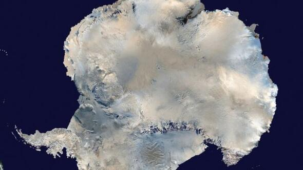 Antarktikada gizemli dev cisim: Sırrı çözülemiyor