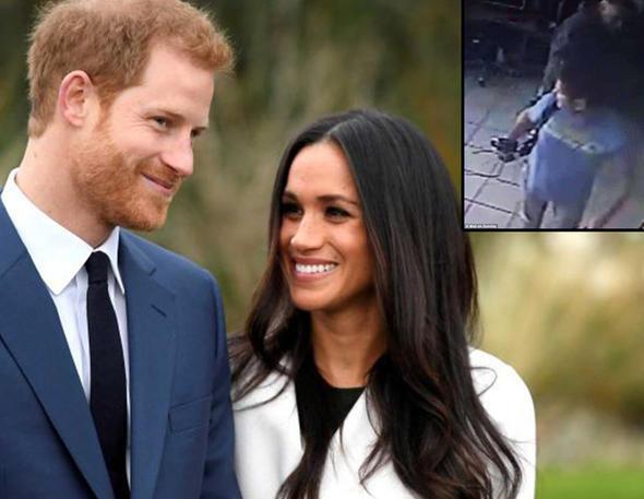 Kraliyet düğününde kriz büyüyor Meghanın babası katılmayacak
