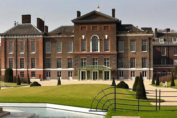 Prens Harry ve Meghan Markle nin Kensington evi ile ilgili görsel sonucu