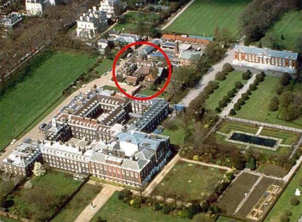 Prens Harry evi ile ilgili görsel sonucu