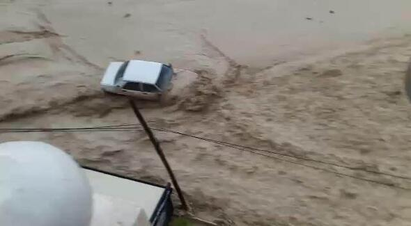 Konyada sel felaketi