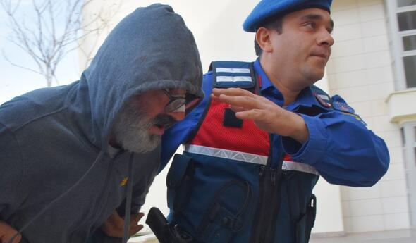 Murat Başoğlu böyle gözaltına alındı (Foto-galeri)
