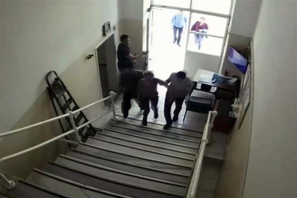 Hastanede kadın hastaya darp iddiası