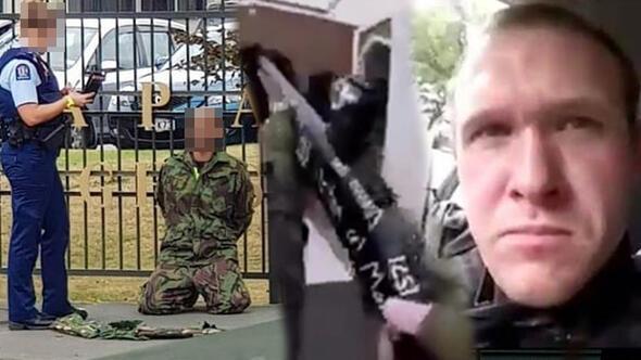 Yeni Zelandada camiye saldırı düzenleyen katil, Türkleri de tehdit etmiş...