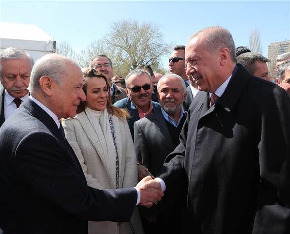 Cumhur İttifakı Ankara mitingini alanı saatler öncesinden doldu