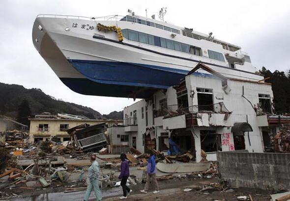 Büyük depremin habercisi Yine kıyıya vurdu