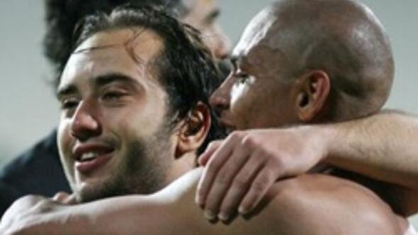 Beşiktaş: 1 - Trabzonspor: 1