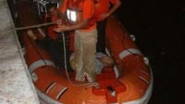 Bandırmada Ro-Ro gemisi battı: 1 ölü