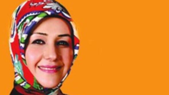 AK Partiden türbanlı aday